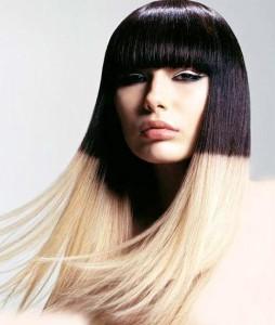 перекраситься из брюнетки в блондинку