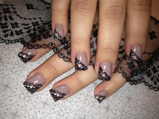 Чем можно нарисовать узор на ногтях