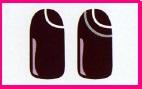 схема узора на ногтях