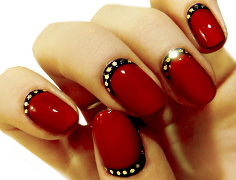 red-and-black-nail-designs7
