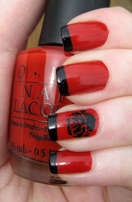 red-and-black-nail-designs9