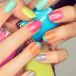 как сочетать цвета на ногтях