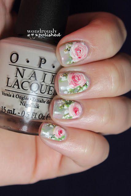 Rose-Nail14