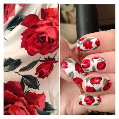 Rose-Nail22