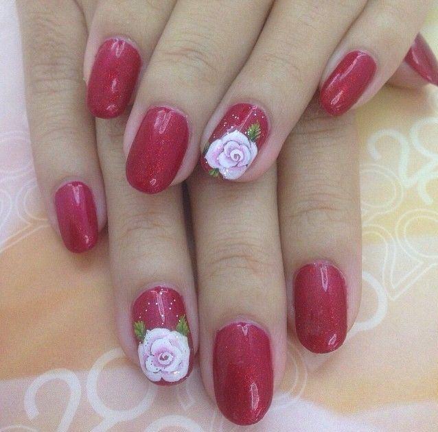 Rose-Nail23