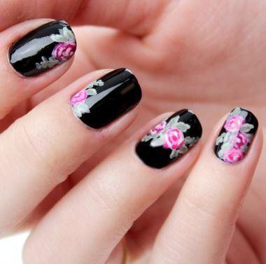 Rose-Nail24