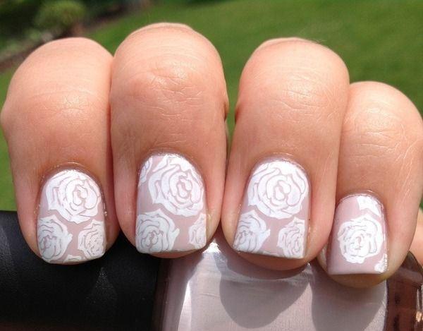 Rose-Nail25