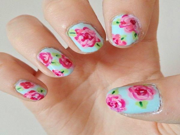 Rose-Nail8