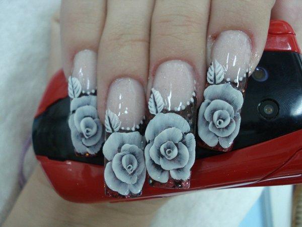 Rose-Nail9