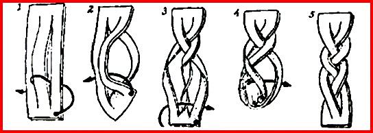 Кожа плетение своими руками