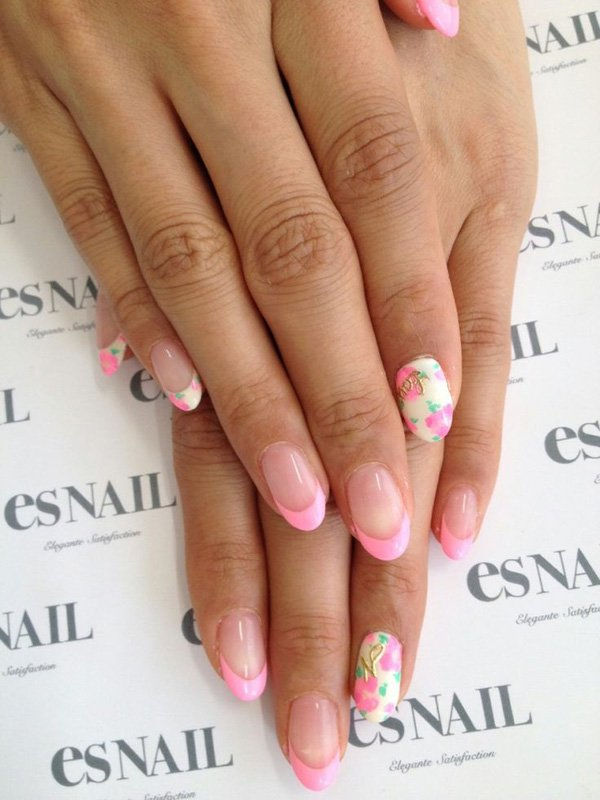 43french-nails