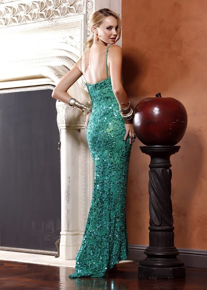 Awesome Long Prom Dresses 2014