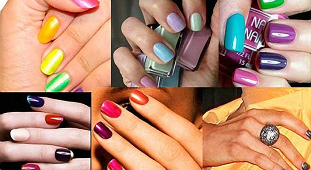 дизайн ногтей для начинающих