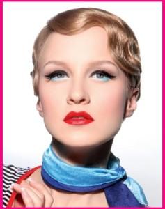 мастер-класс макияжа со стрелками
