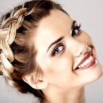 плетение кос на длинные волосы фото