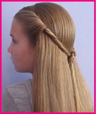Прически в школу на каждый день на длинные волосы