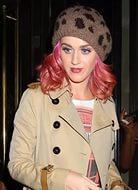 Кэти Перри в шапке