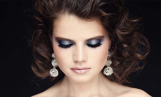 идеи новогоднего макияжа 2016