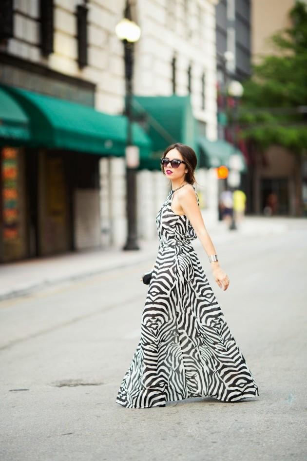 модные платья макси